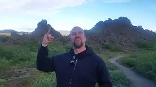 Listening to Dimmu Borgir at the Dimmuborgir