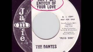 Dantes - Can't Get Enough Of Your Love