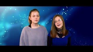 Laurika a Viki Drgoncové  Nebo je plné hviezd ( pre mamu )