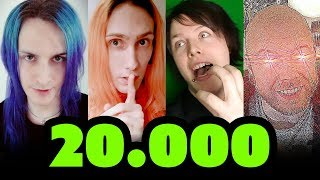 20.000 SUB SPECIAL ( ͡° ͜ʖ ͡°) SICK TREAT AT THE END