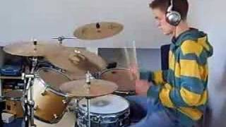 Sum 41 - Underclass Hero (Drums Cover)