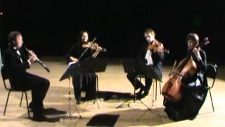 """Galant-quartet""  ""O sole mio"" E. Di Capua"
