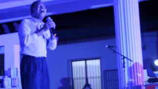 Nestor Mateo, the 64 year old crooner who used to perform all throughout the world
