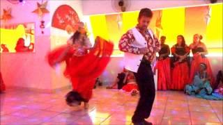 Rosa Dourada de PAULA FERNANDES bailam Eunice Baptista e João Semeraro