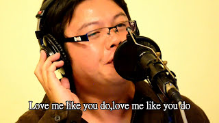 Love me like you do (Happy metal version by 楓樂團阿廷)