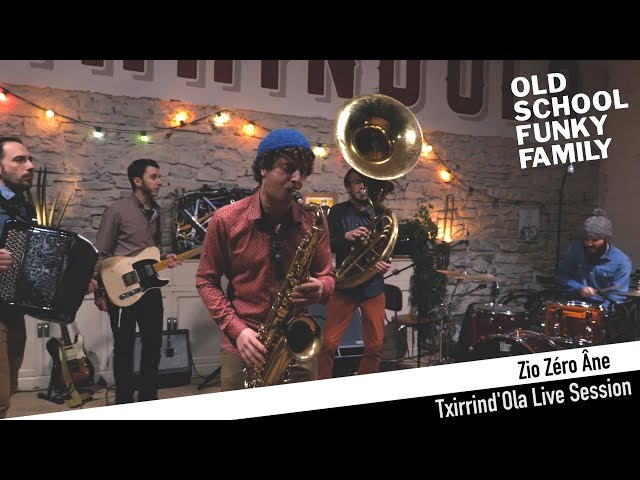 Video de Old School Funky Family - Zio Zero Âne