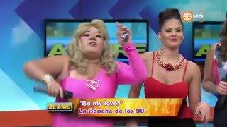 """La Bouche - Be My Lover (Live on """"America Programa Al Aire"""", Peru) (January 2016)"""