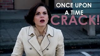 Once Upon a Time Crack! - The Black Fairy [6x19]