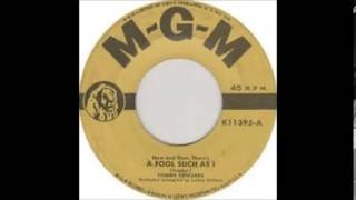 """Tommy Edwards """"(Now & Then There's) A Fool Such As I"""" (1953)"""