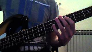 Spooky - Dusty Springfield (bass lesson)