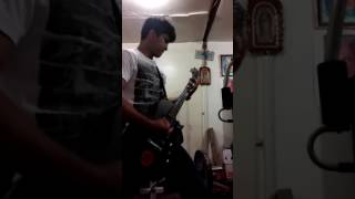 Disturbed - Ten Thousand Fist (guitar cover)