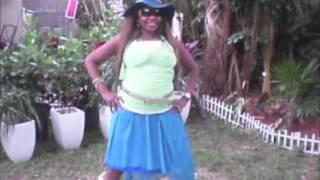 Reggae Donna - Stretch Up Mon'! (Prod. by Travis Jarreau)