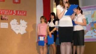 Akademia z okazji święta uchwalenia Konstytucji 3 maja (Niebieskooka, czerwone Gitary)
