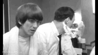 A Hard Day's Night  Movie CLIP - John in the Bath (1964) HD