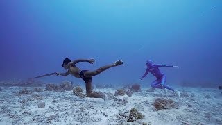 Guillaume Néry's Freediving Expedition with the badjao (PHILIPPINES)