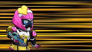 Kamen Rider Poppy Toki Meki Crisis Gamer Level X Finish (Kamen Rider Battle Rush)