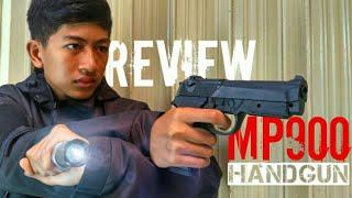 Review Handgun MP900