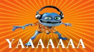 Crazy frog ! Kid on crack remix, yaaaaaaa