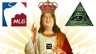 MLG Pro Lord Gaben Illuminati Confirmed   Second Person Shooter