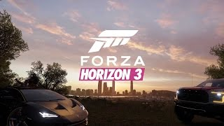 Forza Horizon 3 - Official Launch Trailer [4K]