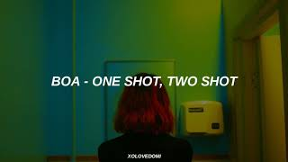 Boa - One Shot, Two Shot // Sub Español