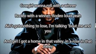 Snoop Dogg -California Roll feat  Stevie Wonder (Lyrics + Audio )