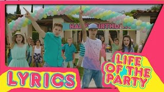 KIDZ BOP Kids Life of the party | LYRICS