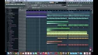 KSHMR vs. Dzeko & Torres - Imaginate [FL Studio Remake]
