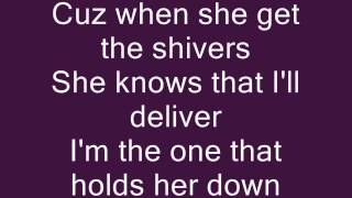 Jesse McCartney- Shake lyrics