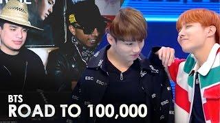 BTS - JUNGKOOK & JHOPE [ GIRL GROUP DANCES ] REACTION VIDEO #RoadTo100K