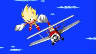 Sonic 2 - Sky Chase Remix
