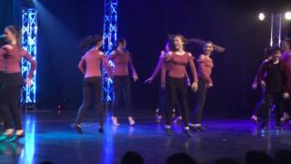2017 HRHS Dance Recital   F37 Turn the beat around
