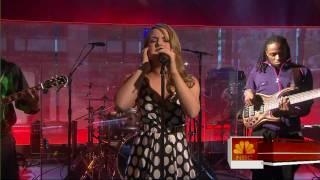 JoJo - Too Little Too Late [720p HD] NBC Today Show