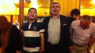 Uzungöl'de Yusuf Cemal Keskin, Cengiz Selimoglu ve Tahsin T