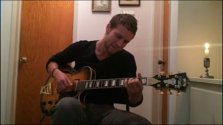 Hatikvah - Israeli National Anthem - Live Solo Guitar