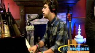 "Tim Halperin ""Bridge Over Troubled Water"" live on Kidd Kraddick in the Morning"