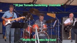 """""""Wurlitz Five"""" 50 jaar Tornado herdenking Oostmalle"""