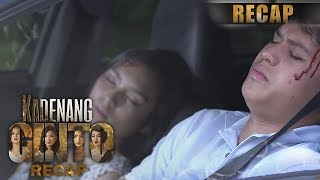 Cassie and Kristoff get into a car accident   Kadenang Ginto Recap (With Eng Subs)
