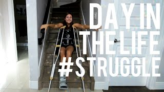 Day In The Life // Watch Me Struggle!