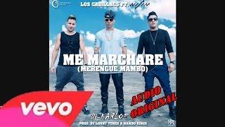 Los Cadillacs Ft. Wisin - Me Marchare (Merengue Mambo) Audio Original