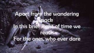 Nightwish - Amaranth - lyrics