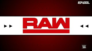 "WWE Raw - ""Born For Greatness + Charge Up The Power (Theme Song)"