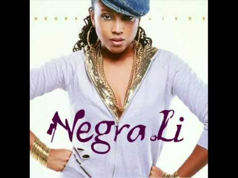 Ninguem Pode Me Impedir de Negra Li Letra y Video