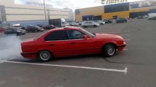 BMW M5 e34 DRIFT Tver,Russia