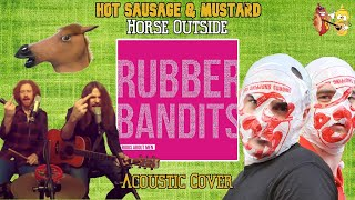 Hot Sausage & Mustard - Horse Outside (The Rubberbandits Cover)