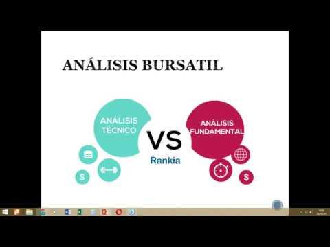 Fundamentos de análisis técnico