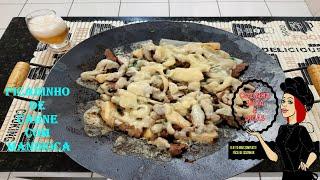Picadinho De Carne Com Mandioca, Simples e Delicioso