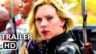 AVENGERS INFINITY WAR Official Super Bowl Trailer (2018) Superhero Movie HD