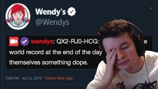 Wendy's Called Out Speedrunners and made me GRIND for another WR