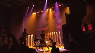 Born of Osiris - Abstract Art (Live) @ Gramercy Theatre 6-25-17 4K